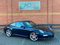 2009 Porsche 911 3.8 997 CARRERA S PDK 2DR 911 3.8 997 Carrera S PDK 2dr Manual