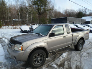 2004 Nissan Frontier OFF ROAD Pickup Truck