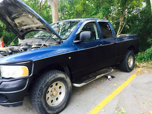 Full part out 2002 Dodge ram 1500 4x4 5.9