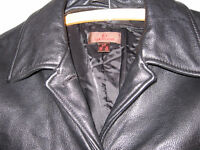 BEAUTIFUL LEATHER LADIES JACKET-REDUCED!