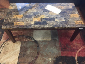 NEW coffee table and two end tables - 51259718