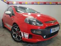 Abarth Punto Evo 1.4 Turbo MultiAir 165hp