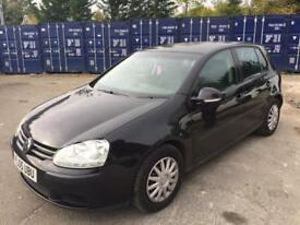 2005 Volkswagen Golf 2.0SDI S diesel manual