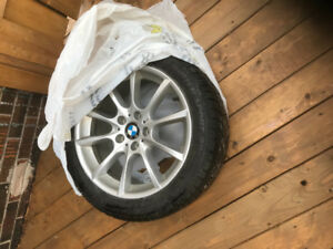 BMW 6 Series Winter tires Run flat OEM greatly reduced price