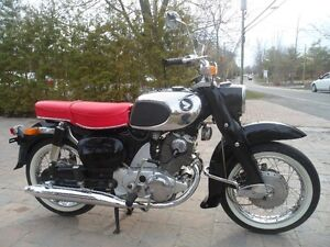 HONDA DREAM   305   RARE ET TRES TRES BELLE