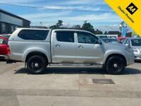 2014 Toyota HI-LUX 3.0 INVINCIBLE 4X4 D-4D DCB 169 BHP PICK UP Diesel Automatic