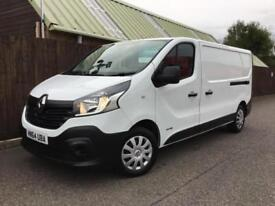 Renault Trafic LL29 Buisness + 1.6dCi Low Roof Van..1 OWNER FROM NEW..