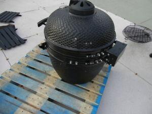 Kamado Pit Boss fumoir charbon bois,foyer extérieur,barbecue,bbq