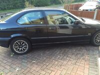 BMW 318 compact (Spares or repair)