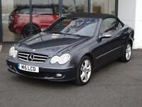 2007 Mercedes-Benz CLK 1.8 CLK200 Kompressor Avantgarde 2dr