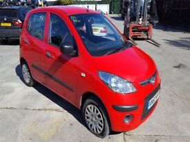HYUNDAI I10 BREAKING FOR PARTS