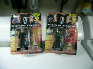 "STAR TREK  Generations  Action Figures 6"" new in package Kitchener / Waterloo Kitchener Area image 1"