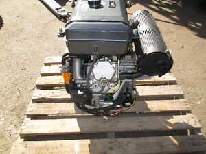 DIESEL ENGINE 25 HP V TWIN GREAT FOR SAWMILL/ EQUIPMENT OR WHY Prince George British Columbia image 5