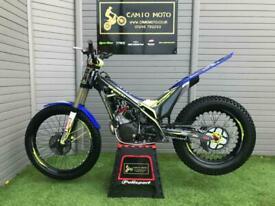 Sherco ST Factory 300 cc 2022 model - ex Demo - Trials Bike