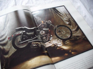 Harley Davidson Catalogues and brochures from the 90s Kingston Kingston Area image 1