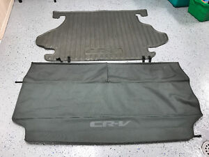 1997 - 2001 Honda CRV / RD1 Trunk Mat and Privacy Cover