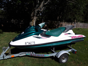 1996 Seadoo GTX. Needs work. $600 firm