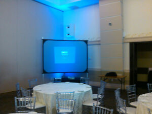 Projector & screen Setup London Ontario image 5