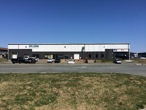 3,125 Sq. Ft. Warehouse available for immediate Occupancy St. John's Newfoundland image 1