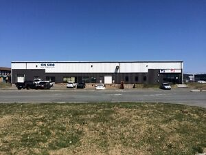 3,125 Sq. Ft. Warehouse available for immediate Occupancy
