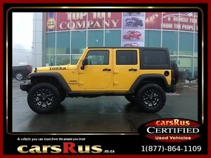 2015 Jeep Wrangler Unlimited Sport One Of A Kind!!