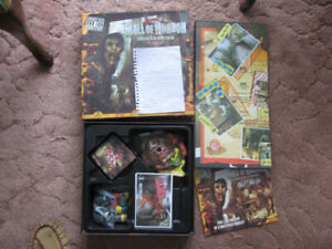 Mall of Horror Board Game for 3-6 Players Zombies Survival Game