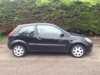 Ford Fiesta Style 1200cc 07(57) 3 door hatchback