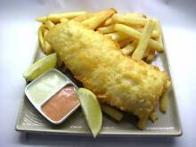 Fish and Chips  Shop with 45 Years Good Record for Sale / Lease Modbury Tea Tree Gully Area Preview