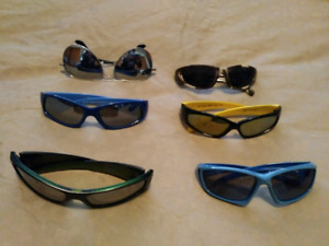 Kids boys SUNGLASSES $5 EACH or $25 takes ALL