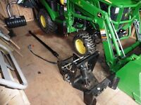 QUICK HITCH FOR JOHN DEERE 1025R