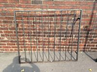 Window bar security bars window grill burglar bars wrought iron security