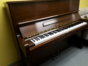Piano Yamaha U1F (Japon 1993).Transport et accordage inclus