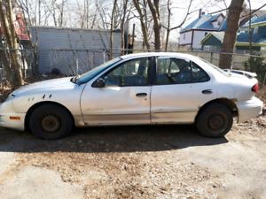 Pontiac 2003SOLD
