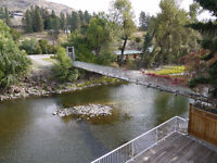 Grand Forks, BC: Riverside Residential Condo Unit 203