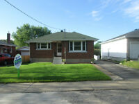 Solid brick 2 bedroom house for sale by owner.