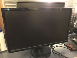 "Asus VE248H 24.8"" LED Monitor - QUICK SALE"