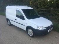 2005 05 Vauxhall Combo 1.7DTi 1700 Van NO VAT