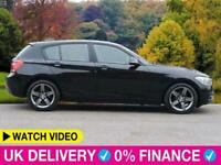 2014 14 BMW 1 SERIES 116D SPORT 2.0 5DR 1 OWNER FROM NEW DIESEL