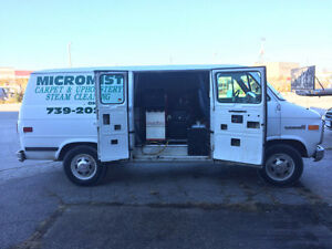 Get it Clean - Carpet Cleaning Business for Sale - Truckmount