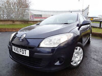 2010 Renault Megane 1.5dCi Expression - £30 Year Tax - KMT Cars