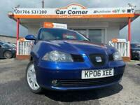 2006 SEAT Ibiza SPORT used cars Rochdale, Greater Manchester Hatchback Petrol Ma
