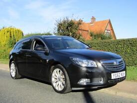 2012 Vauxhall Insignia 2.0 CDTi 160 ecoFLEX ELITE NAV 5DR TURBO DIESEL ESTATE...