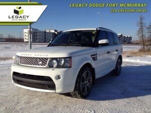 2011 Range Rover SPORT AUTOBIOGRAPHY EDITION SUPERCHARGED!!