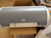 HP Deskjet 3300/3400 series printer with lead, manual but no disc