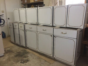 Metal cupboards for your garage