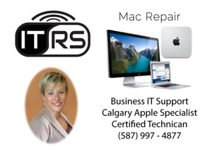 Business IT Services - Apple / Mac Sepecialist - IT Real Simple!