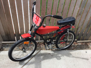 Bicycle for sale - Motocross early 70's