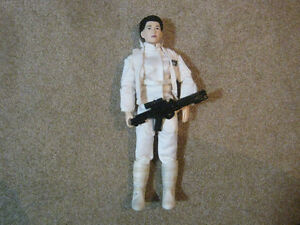 Star Wars 12 Inch Princess Leia in Hoth Uniform Strathcona County Edmonton Area image 1