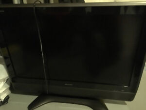 Sharp 37 Aquos Kijiji In Ontario Buy Sell Save With Canadas