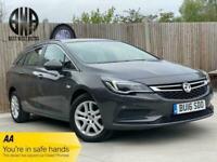 2016 Vauxhall Astra 1.6 CDTi 16V ecoFLEX Design 5dr ESTATE Diesel Manual